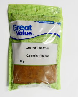 Ground Cinnamon 125g