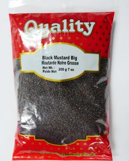 Mustard seed Black (Big) 2.7kg