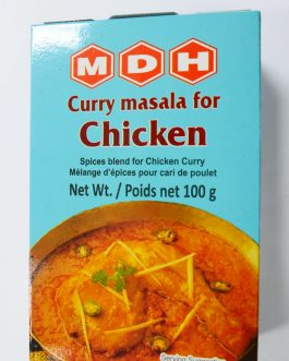 CurryMasalaForChicken MDH