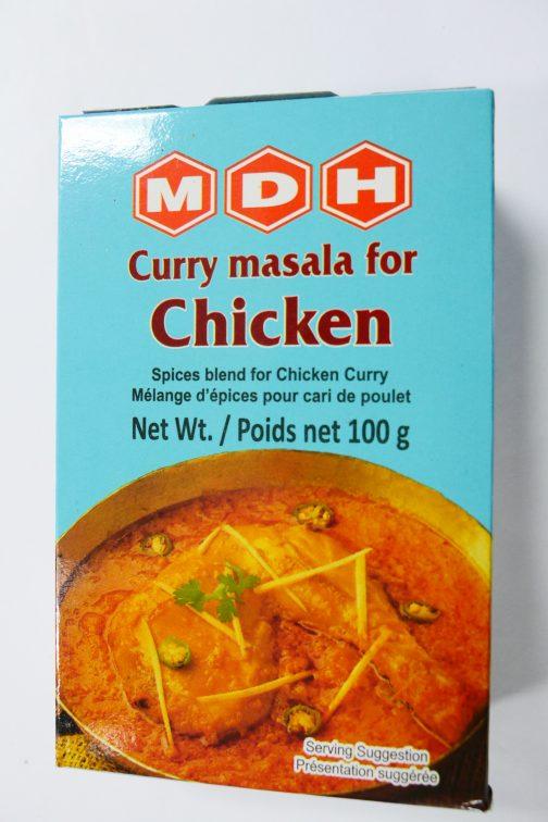 CurryMasalaForChicken MDH