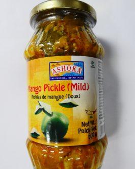 Mango Pickle Mild- Ashoka 500g