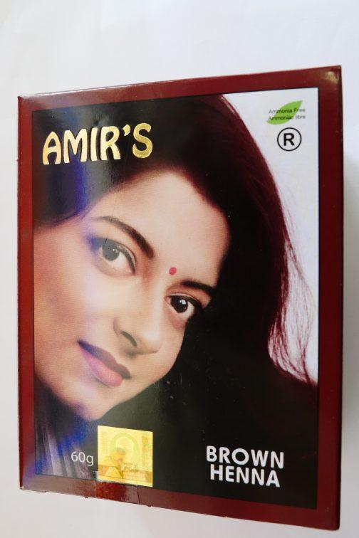 HennaBrown Amir's