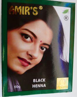 Henna powder -Black   MDH 200g