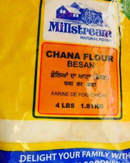 millstram ghana atta