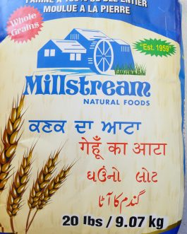 Atta-100% Whole Wheat -Millstream