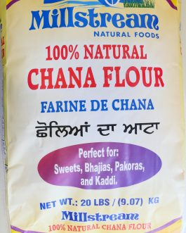 Chana Flour-(Besan) Millstream  20 lb