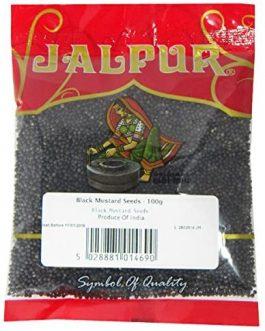 Mustard Seed Black 100g