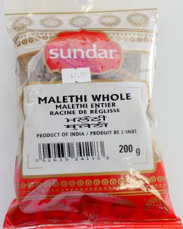 Malethi Whole 200g -Sundar