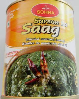 Sarson Ka Saag (Sohna) 850g