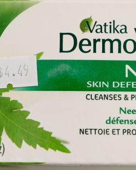 Neem Soap -Vatika DermoViva