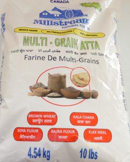 Atta-Multigrane-Millstream 4.54 Kg 10lb
