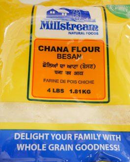 Chana Flour (Besan)-Millstream 4lb 1.81Kg
