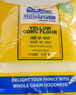 Corn Flour Yellow -Millstream 4lb 1.81Kg