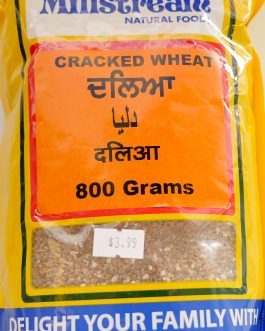 Dalia-Millstream -Creacked wheat 800g