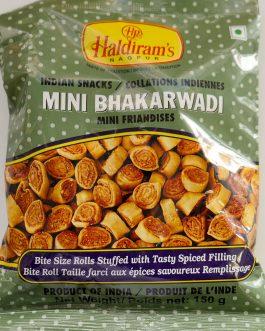 Mini Bhakarwadi -Haldiram 150g