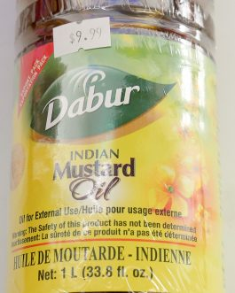 Mustard Oil-Dabur 1L