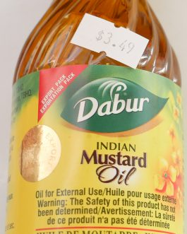 Mustard Oil-Dabur 250ml