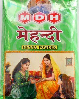Hena-Mehndi Powder-Henna Powder -MDH