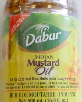 mustard Oil- Dabur 500ml