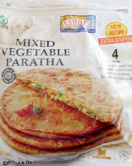 Paratha-Mix Vegetable-Ashoka
