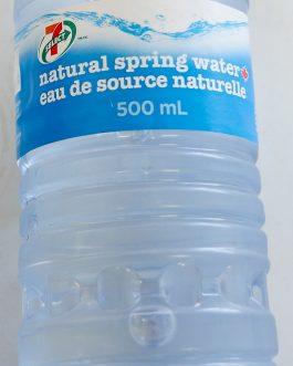 Water Natural Spring 500ml