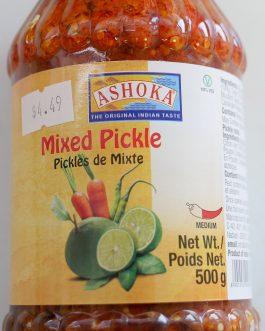 Mixed Pickle -Ashoka 500g