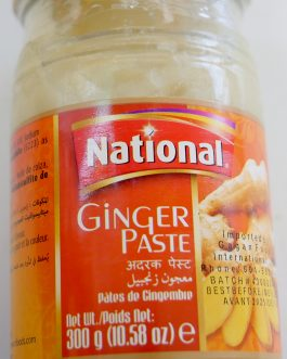Ginger Paste-National 300g