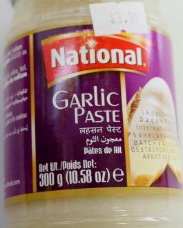 Garlic Paste-National 300g