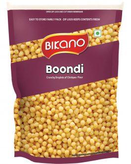 Boondi Plain- Bikaji 140g