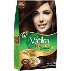 Henna Hair Color Dark Brown-Dabur Vatikla
