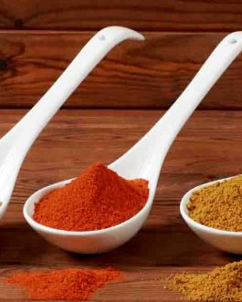 Chilli powder for curries