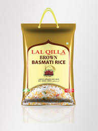 Brown Basmati Rice-Lal Quila 10lb