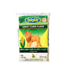 corn flour sweet-Brar 4lb 1.81kg