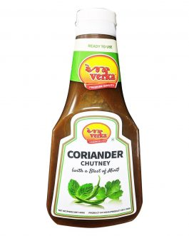Coriander Chutney (blast of mint) 400g-Verka