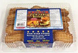 Punjabi biscuits Eggless 680gm