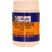 Hing Powder- Teja- 50g