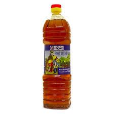 Mustard Oil Pure – Teja 1L