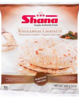 Wholemeal Chapatti- Shana 300g