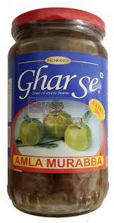 Amla Murabba – 800g -Ghar Se