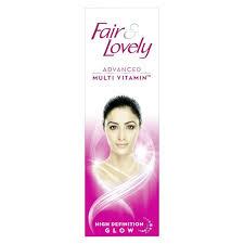 Fair & Lovely Face Cream