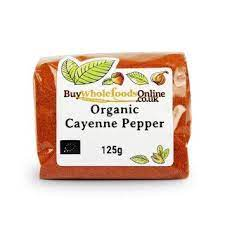 Cayenne Pepper 125 gm